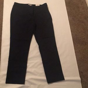 Women's Dress Pants Navy Blue